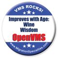 VMS Rocks! button